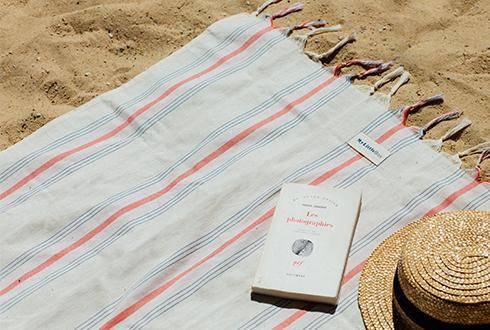 Premières plages de l'été