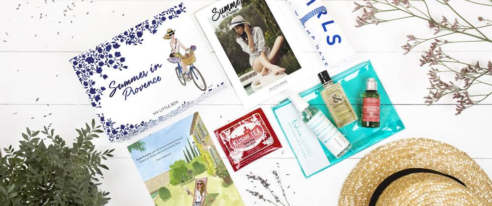 Summer in Provence Box