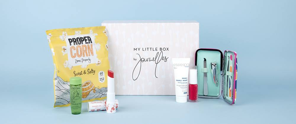 My Little Box By Journelles