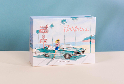 California Box