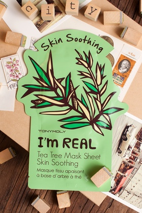 I'm Real Tea Tree Sheet Mask