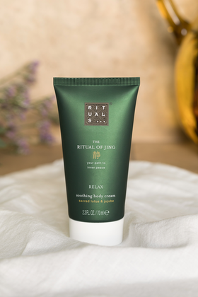 Body Cream - The Ritual of Jing
